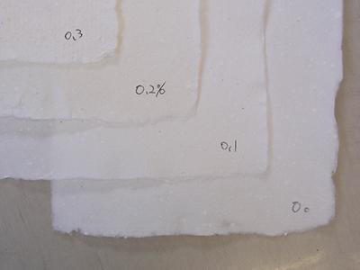 機能紙開発